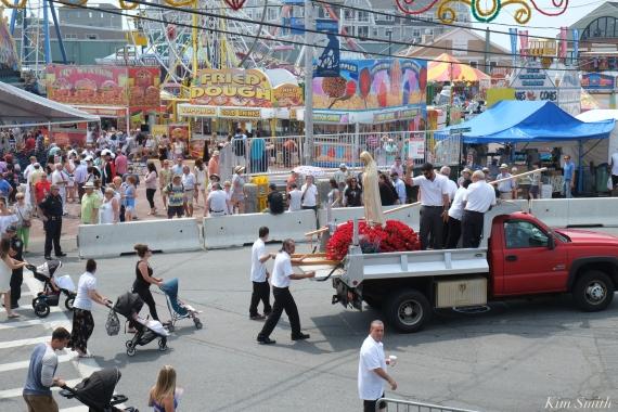 Saint Peter's Fiesta Sunday Grand Procession 2018 copyright Kim Smith - 17