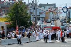 Saint Peter's Fiesta Sunday Grand Procession 2018 copyright Kim Smith - 19