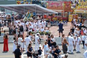 Saint Peter's Fiesta Sunday Grand Procession 2018 copyright Kim Smith - 22