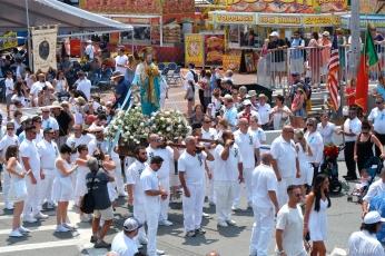 Saint Peter's Fiesta Sunday Grand Procession 2018 copyright Kim Smith - 24