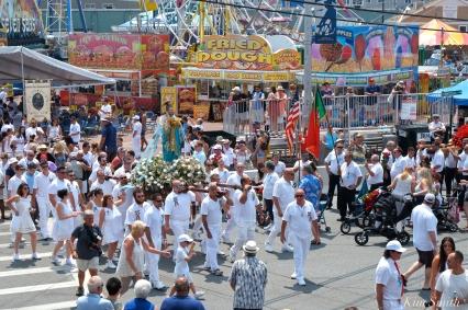 Saint Peter's Fiesta Sunday Grand Procession 2018 copyright Kim Smith - 25 copy
