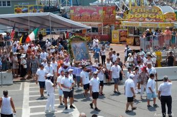 Saint Peter's Fiesta Sunday Grand Procession 2018 copyright Kim Smith - 26 copy