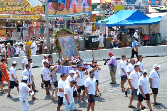 Saint Peter's Fiesta Sunday Grand Procession 2018 copyright Kim Smith - 28 copy