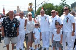 Saint Peter's Fiesta Sunday Grand Procession 2018 copyright Kim Smith - 39 copy