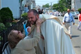 Saint Peter's Fiesta Sunday Grand Procession 2018 copyright Kim Smith - 46
