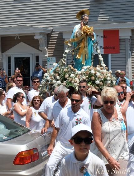 Saint Peter's Fiesta Sunday Grand Procession 2018 copyright Kim Smith - 49 copy