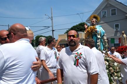 Saint Peter's Fiesta Sunday Grand Procession 2018 copyright Kim Smith - 51