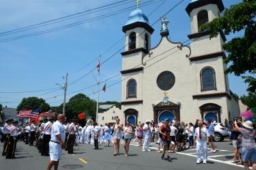 Saint Peter's Fiesta Sunday Grand Procession 2018 copyright Kim Smith - 63