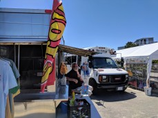 summer of 2018 Cape Ann Motor Inn Cape Ann SUP, Salty Frank's Dogs, The Cow_20180707_©c ryan (3)