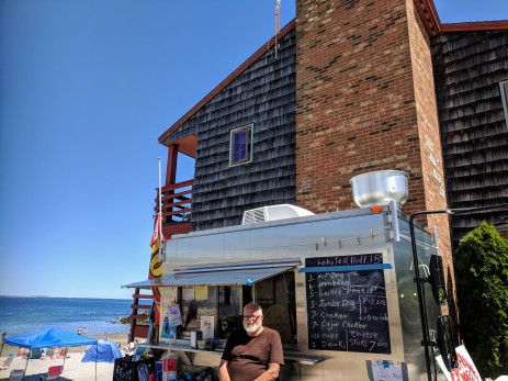 summer of 2018 Cape Ann Motor Inn Cape Ann SUP, Salty Frank's Dogs, The Cow_20180707_©c ryan (4)