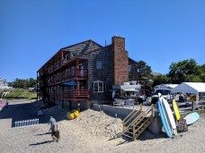 summer of 2018 Cape Ann Motor Inn Cape Ann SUP, Salty Frank's Dogs, The Cow_20180707_©c ryan (8)