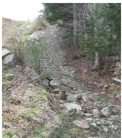 BEFORE photo_Haskells pond dam before 2018 reconstruction_courtesy photograph ca2015_Gloucester Massachusetts Department of public works (2)