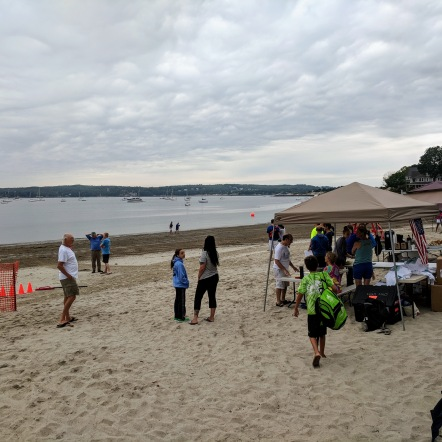 Before the 40th Celebrate Clean Harbor Swim_20180811_©c ryan (1)