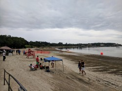 Before the 40th Celebrate Clean Harbor Swim_20180811_©c ryan (2)