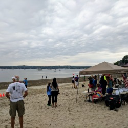Before the 40th Celebrate Clean Harbor Swim_20180811_©c ryan