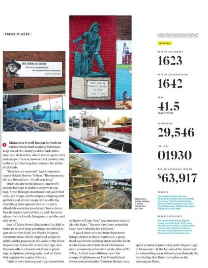 featured North Shore magazine