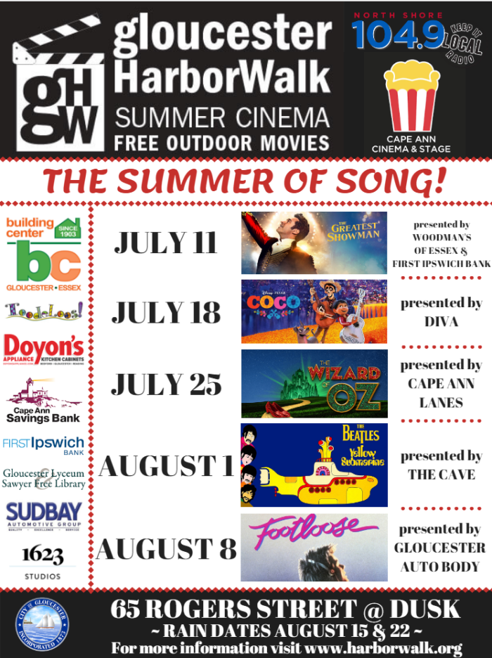 FINAL SUMMER CINEMA POSTER