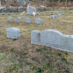 Howard Blackburn grave ©c ryan 2016 Gloucester Mass