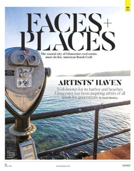 North Shore Magazine April 2018