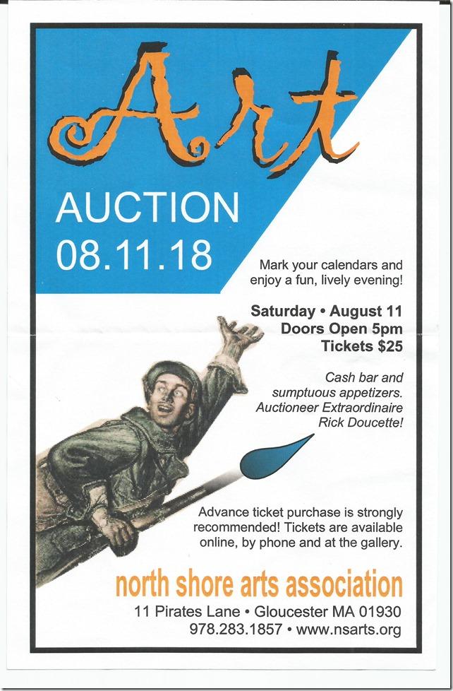NSAA Auction