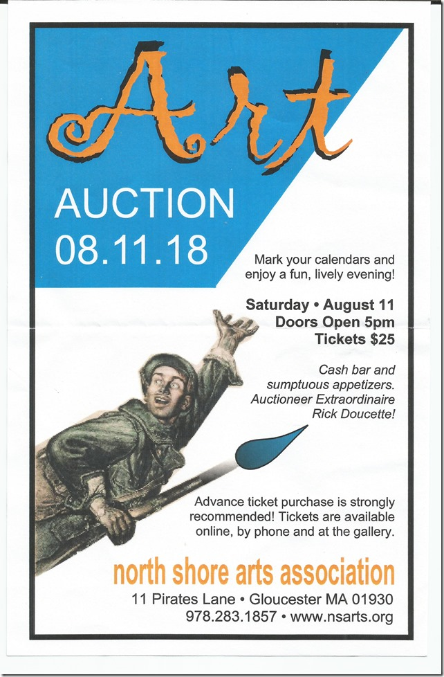 NSAA Auction