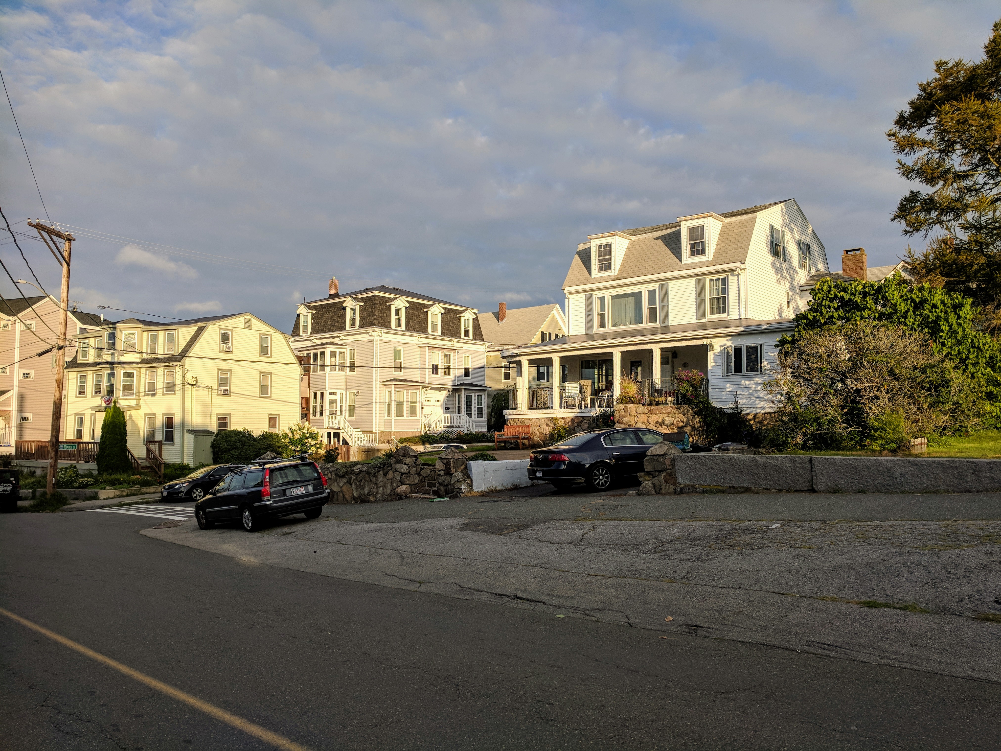 Riggs Street at Middle Street Gloucester Mass _20180820_©c ryan