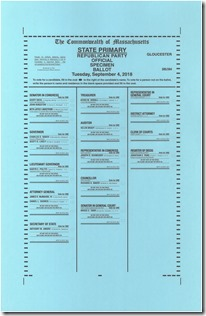 St Primary Sept 4%2C 2018 Republican Specimen ballot