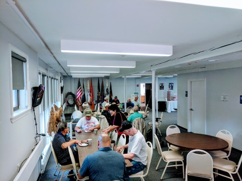 weekly social mornings_Major Fred W Ritvo Veterans Center_Cape Ann Veterans Services_ Gloucester Massachusetts_20180831_© c ryan (4)