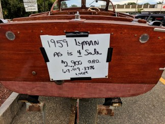 1959 Lyman boat for sale_20180917_Gloucester Mass ©Catherine Ryan (3)