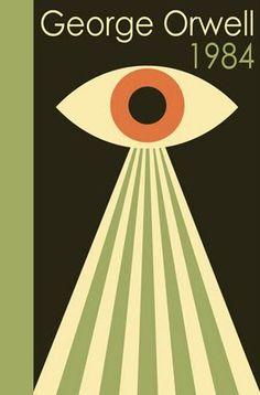 1984 George Orwell Book