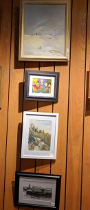 Annual Art Auction 2018 Sept preview for Oct 3 auction_ local artists fundraiser for Gloucester Lyceum & Sawyer Free Public Library _By Friends of SFL ©Catherine Rya (16)
