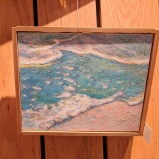 Annual Art Auction 2018 Sept preview for Oct 3 auction_ local artists fundraiser for Gloucester Lyceum & Sawyer Free Public Library _By Friends of SFL ©Catherine Rya (23)