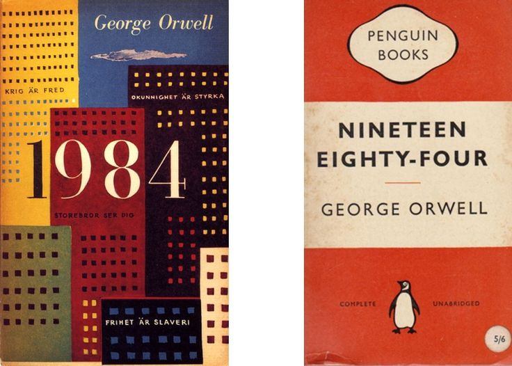 George Orwells 1984 Is The October Book Selection For The Lit House