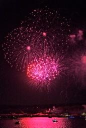 Gloucester Schooner Festival Fireworks Labor Day copyright Kim Smith - 01