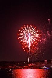 Gloucester Schooner Festival Fireworks Labor Day copyright Kim Smith - 13