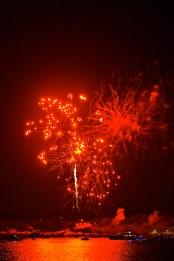 Gloucester Schooner Festival Fireworks Labor Day copyright Kim Smith - 16