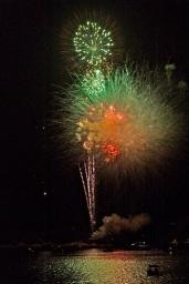 Gloucester Schooner Festival Fireworks Labor Day copyright Kim Smith - 28