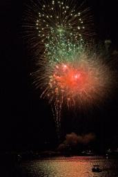 Gloucester Schooner Festival Fireworks Labor Day copyright Kim Smith - 29