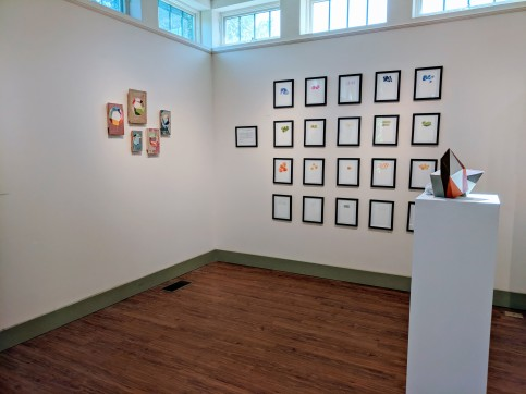Installation views_Flatrocks Gallery_2018 Sept 14_group exhibition BOUSTROPHEDONS_8 artists ©c ryan (7)