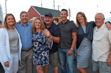 Schooner Festival Mayor Sefatia Rome Theken Reception 2018 copyright Kim Smith - 33