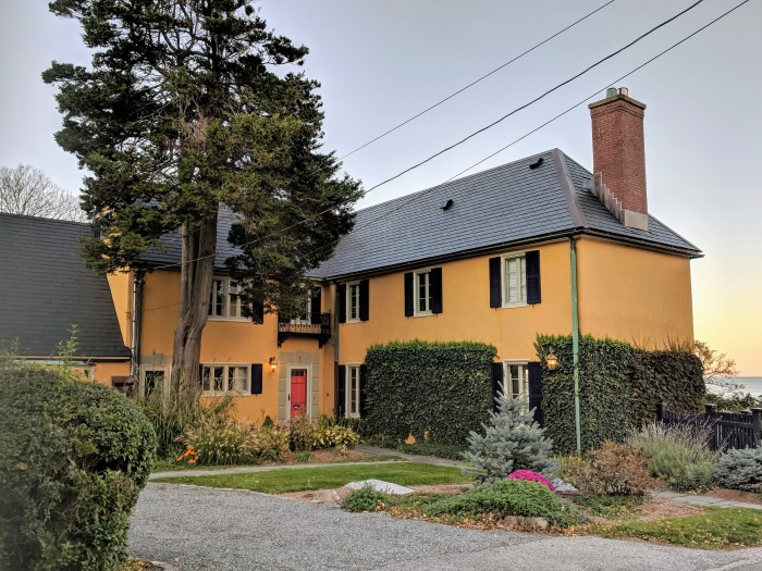 Colors of the season - Fall Rockport Cape Ann MA homes and vistas ©c ryan_20181020_1731162