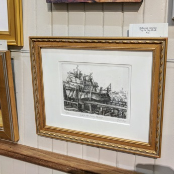 DEBORAH GEURTZE prints at North Shore Arts Association_ Gloucester Ma_20181014_©c ryan