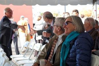 Gloucester Marine Genomics Institure Ribbon Cutting Ceremony copyright Kim Smith - 09