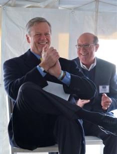 Gloucester Marine Genomics Institure Ribbon Cutting Ceremony copyright Kim Smith - 13