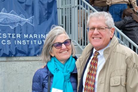 Gloucester Marine Genomics Institure Ribbon Cutting Ceremony copyright Kim Smith - 25