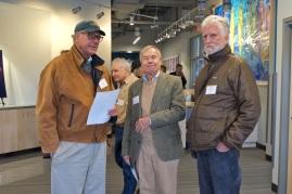 Gloucester Marine Genomics Institure Ribbon Cutting Ceremony copyright Kim Smith - 30