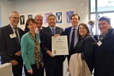 Gloucester Marine Genomics Institure Ribbon Cutting Ceremony copyright Kim Smith - 34