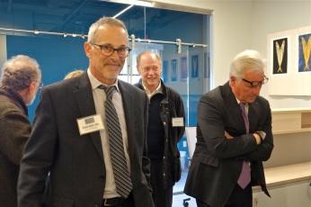 Gloucester Marine Genomics Institure Ribbon Cutting Ceremony copyright Kim Smith - 36