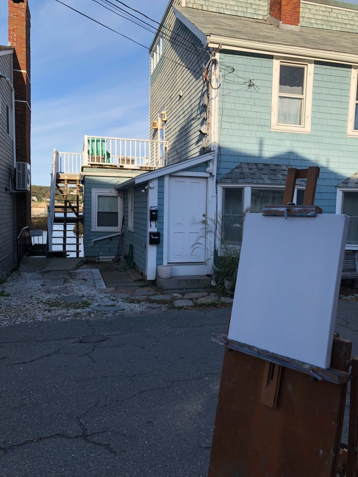 JASON BURROUGHS before Cape Ann plein Air Quick Draw 2018 sho.jpg