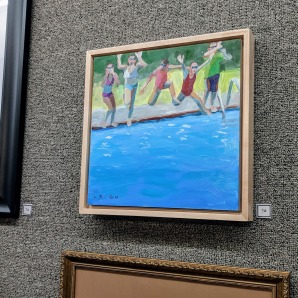 LEIGH SLINGLUFF_Summer Jumpers_ North Shore Art Assoc Gloucester Ma Exhibition IV 2018 _20181014_©Catherine Ryan (3)